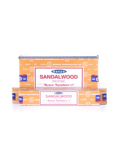 Incenso Satya - Sandalwood -  15g - Original