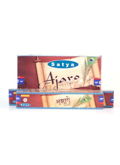 Incenso Satya - Ajaro -  15g - Original
