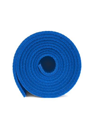 Tapete de Yoga - Pilates - Satua - Fit Azul