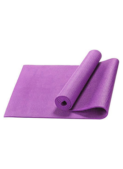Tapete de Yoga - Pilates - Satua - Fit Roxo