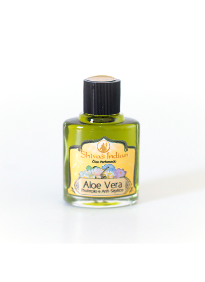Aloe Vera - Essencia Shivas Indian - 9ml