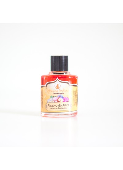 Atrativo do amor - Essência Shivas Indian - 9ml