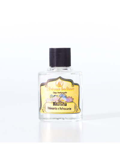 Baunilha - Essência Shivas Indian - 9ml