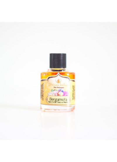 Bergamota - Essência Shivas Indian - 9ml