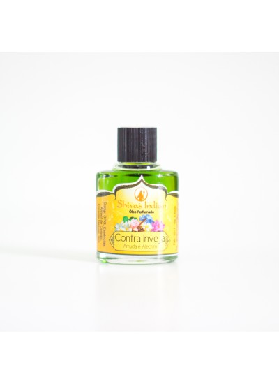 Contra Inveja - Essência Shivas Indian - 9ml