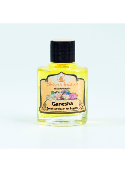 Ganesha - Essência Shivas Indian- 9ml