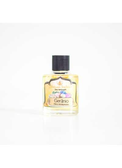 Geranio - Essência Shivas Indian- 9ml