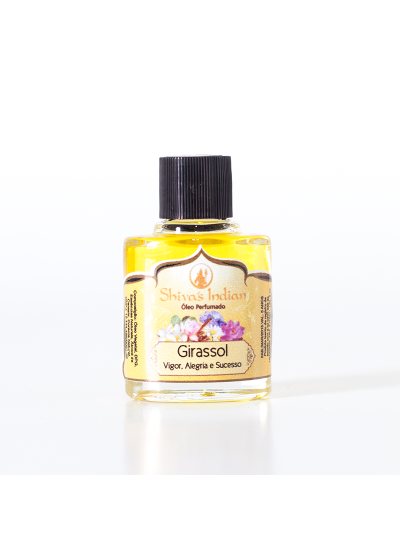 Girassol - Essência Shivas Indian - 9ml
