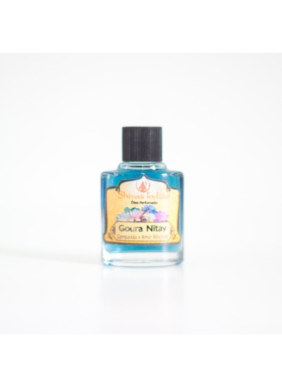Goura Nitay - Essência Shivas Indian- 9ml