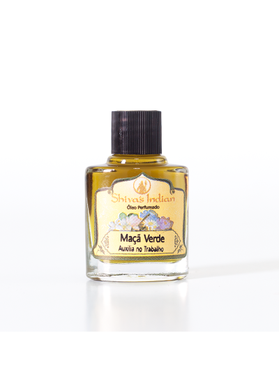 Maçã Verde - Essência Shivas Indian - 9ml
