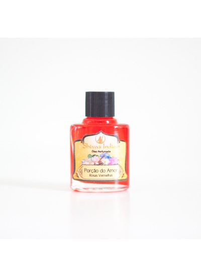 Poção do Amor - Essência Shivas Indian - 9ml