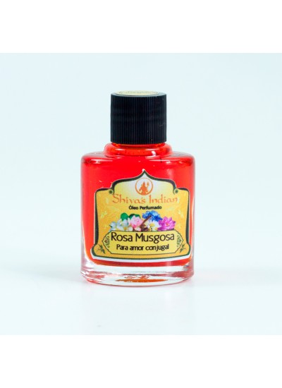 Rosa Musgosa - Essência Shivas Indian- 9ml