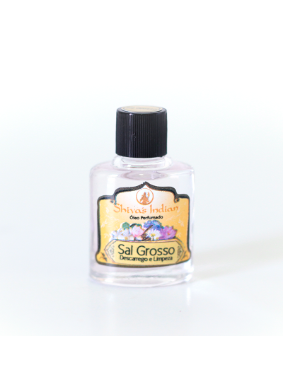 Sal Grosso - Essência Shivas Indian - 9ml