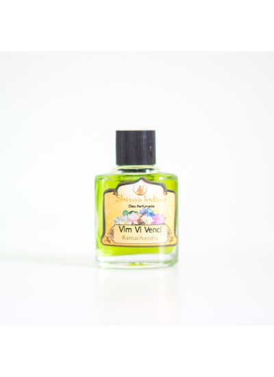 Vim Vi Venci - Essência Shivas Indian - 9ml