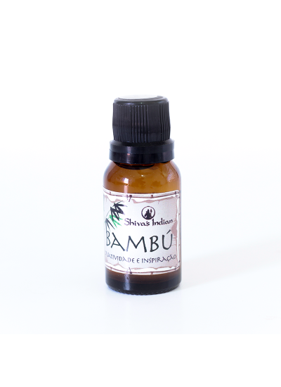 Bambú - Essencia Shivas Indian Vintage - 15ml