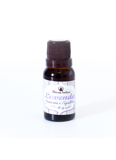 Lavanda - Essencia Shivas Indian Vintage - 15ml